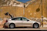 BMW 535i GT (Gran Tourismo) Test - Seiten Ansicht seitlich Felge vorne hinten Heckklappe Kofferraum
