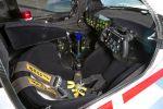 Audi R18 e-tron quattro Allrad Hybrid Allrad LMP1 3.7 Diesel V6 Elektromotor Sportwagenprototyp Monoturbo VTG Digitaler Rückspiegel AMOLED Le Mans 24 Stunden Rennen 24 heures 24h Langstreckenrennen Cockpit Innenraum