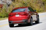bmw, x6 m50d f16 2015 test crossover suv coupe monster diesel twin power turbo xdrive allrad steptronic servotronic torque vectoring sport comfort eco idrive control display dynamic performance control bmw connected drive apps smartphone internet online fahrerassistenzsysteme fahrerassistent driving assistent plus probefahrt fahrbericht review heck