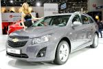 Chevrolet Cruze Station Wagon Kombi 1.4L Turbo 1.6L 1.8L Benzin 1.7L 2.0L Diesel Start Stopp MyLink Smartphone Keyless Entry Eco Drive Front Seite Ansicht
