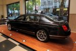 Bentley Continental Flying Spur Linley Edition 6.0 W12 Heck Seite Ansicht