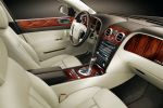 Bentley Continental Flying Spur Linley Edition 6.0 W12 Innenraum Interieur Cockpit