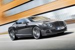 Bentley Continental GT Speed 6.0 W12 Twinturbo Doppelturbo Biturbo Front Seite