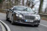 Bentley Continental GT Speed 6.0 W12 Twinturbo Doppelturbo Biturbo Front