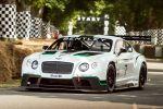 Bentley Continental GT3 4.0 V8 Rennwagen Motorsport M-Sport Front