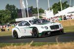 Bentley Continental GT3 4.0 V8 Rennwagen Motorsport M-Sport Front Seite