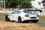 Bentley Continental GT3 4.0 V8 Rennwagen Motorsport M-Sport Heck Seite