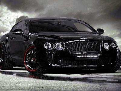 2010 Bentley Supersport on Bentley Continental Ultrasports 702  Gewaltige Power Von Wheelsandmore