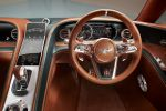 Bentley EXP 10 Speed 6 Sportwagen Design Hybridantrieb Interieur Innenraum Cockpit