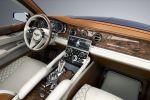 Bentley EXP 9 F Concept Performance Luxus SUV Offroad Geländewagen Allrad 6.0 W12 Twinturbo Interieur Innenraum Cockpit