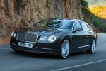 Bentley Flying Spur Continental Performance Limousine 6.0 W12 Twinturbo Internet WLAN TSR Touchscreen BCU Naim for Bentley Front Seite Ansicht