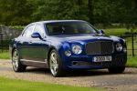 Bentley Mulsanne 2014 Grand Tourer Limousine 6.75 V8 Entertainment Specification Comfort Specification UMTS WLAN Internet Luxus Front Seite Ansicht