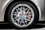 Bentley Mulsanne Hybrid Concept V8 Elektromotor Plug-in-Hybrid Grand Tourer Limousine Rad Felge