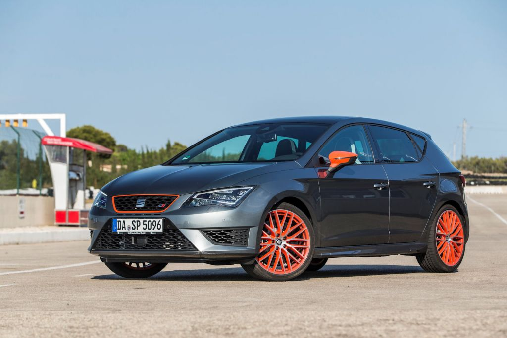seat leon cupra 290 test die kampfmaschine mit noch mehr power testbericht seite 1 speed. Black Bedroom Furniture Sets. Home Design Ideas
