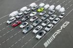 Mercedes-Benz 45 Jahre AMG Zukunft Performance