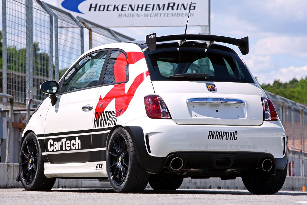 2011 cartech fiat abarth 500 coppa dark cars wallpapers. Black Bedroom Furniture Sets. Home Design Ideas