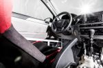 Bisimoto Hyundai Sonata 2.4 Vierzylinder Turbo FlexFuel Fifteen52 Tarmac SEMA 2014 Interieur Innenraum Cockpit