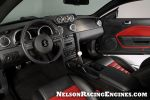Ford Shelby Mustang GT500 Code Red Nelson Racing Engines NRE Innenraum Interieur Cockpit