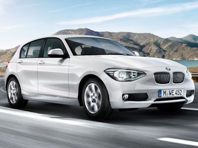 BMW 116d Efficient Dynamics Edition TwinPower Turbo 1.6 Vierzylinder Diesel
