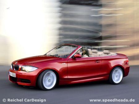 bmw 1er cabrio mit m paket zukunft speed heads. Black Bedroom Furniture Sets. Home Design Ideas
