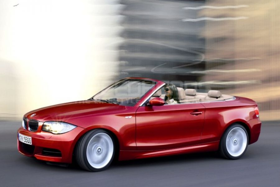 bmw 1er cabrio mit m paket speed heads. Black Bedroom Furniture Sets. Home Design Ideas