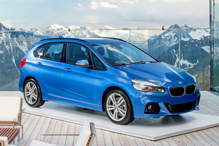 bmw 2er active tourer m sport die extra portion dynamik speed heads. Black Bedroom Furniture Sets. Home Design Ideas