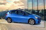 BMW 2er Active Tourer M-Sport Estorilblau Kompakt Van Familie Freizeit Raum Platz Sportpaket Aerodynamik Dreizylinder Vierzylinder Turbo Benziner Diesel Steptronic 225i 220i 218i 220d 218d 216d Seite