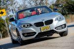 BMW 2er Cabrio 2015 F23 218d 225d Vierzylinder Diesel TwinPower Turbo Front