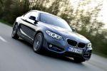 BMW 2er Coupe 2015 F22 218d 225d Vierzylinder Diesel TwinPower Turbo Front Seite