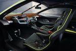 BMW 3.0 CSL Hommage 2015 Coupe Sport Leichtbau Sportwagen Reihensechszylinder eBoost Interieur Innenraum Cockpit
