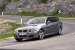 BMW 320d Efficient Dynamics Edition Touring Kombi Front Ansicht 2.0 Vierzylinder Turbo Diesel CO2 Emission