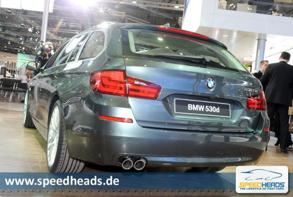 BMW 530d Touring F11