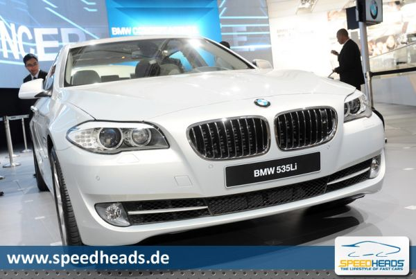 BMW 535Li Langversion