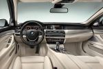 BMW 5er Touring Kombi F11 Facelift 2013 520i 528i 535i 550i V8 518d 520d 525d 530d 535d xDrive Allrad Luxury Line ConnectedDrive iDrive Interieur Innenraum Cockpit