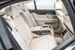 BMW 750d xDrive G11 750Ld xDrive G12 Sechszylinder Diesel Quadturbo vier Allradantrieb Steptronic Automatik DDE Aufladung Luxus Limousine Interieur Innenraum Fond Rücksitze