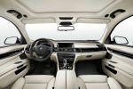 BMW 7er Edition Exclusive F01 Limousine Luxus Nappaleder Alcantara 730d 740d 740i 750d 750i 760i V12 Interieur Innenraum Cockpit