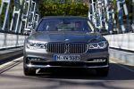 BMW 750i 750Li 7er G11 G12 V8 ferngesteuertes Parken Display Schlüssel] Front