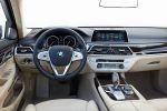 BMW 750i 750Li 7er G11 G12 V8 ferngesteuertes Parken Display Schlüssel Interieur Innenraum Cockpit