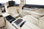 BMW 750i 750Li 7er G11 G12 V8 ferngesteuertes Parken Display Schlüssel Interieur Innenraum Fond Rücksitze