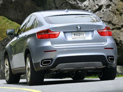 BMW ActiveHybrid X6 SAC Sports