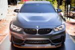 BMW Concept M4 GTS Wassereinspritzung 3.0 TwinPower Turbo Reihensechszylinder Performance Power Leistungssteigerung 666 M OLED Rückleuchten Front
