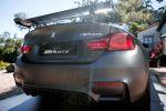 BMW Concept M4 GTS Wassereinspritzung 3.0 TwinPower Turbo Reihensechszylinder Performance Power Leistungssteigerung 666 M OLED Rückleuchten Heck