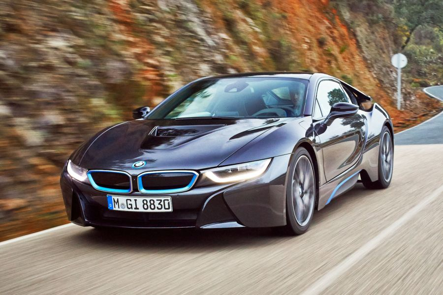 Bmw I8 2015 Jetzt Mit Pure Impulse Experience Programm Speed Heads