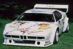 BMW M1 Procar Münchner Wirte Wiesn 1981 Oktoberfest Rennwagen Lüftmalerei Walter Maurer Olympia Stadion Frauenkirche Siegestor Front