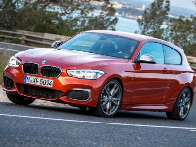 bmw m140i 2016 neuer sechs appeal mit 340 ps speed heads. Black Bedroom Furniture Sets. Home Design Ideas