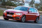 BMW M140i F20 F21 1er Kompaktsportler 3.0 Reihensechszylinder TwinPower Turbo Biturbo Front Seite