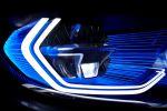 BMW M4 Concept Iconis Light Laserlicht OLED Organic Light Night Vision Nacht 3.0 TwinPower Turbo Reihensechszylinder M Performance Frontscheinwerfer