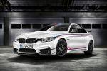 BMW M4 DTM Champion Edition 2016 Marco Wittmann Carbon Leistungssteigerung 3.0 TwinPower Turbo Reihensechszylinder Titan Sportabgasanlage Gewindefahrwerk Front Seite