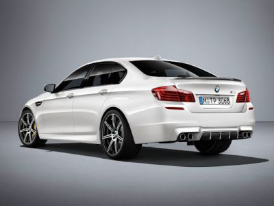 BMW M5 Competition Edition F10 4.4 V8 Twin Power Turbo