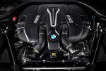 BMW M550i xDrive G30 5er 2017 v8 Twinturbo Biturbo Twinscroll Turbolader Allradantrieb Motor Triebwerk